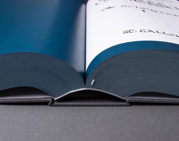Die St.Galler Corona Bibel